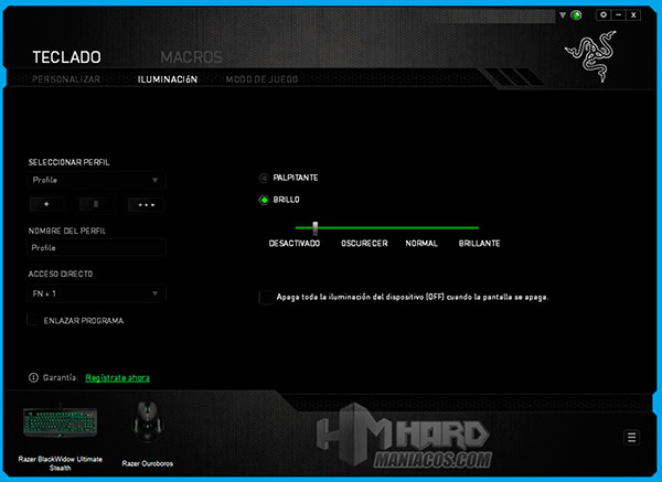 Teclado-Razer-BlackWidow-Ultimate-Stealth-Synapse-Iluminacion