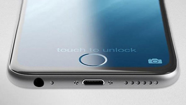 iPhone 7 touchid