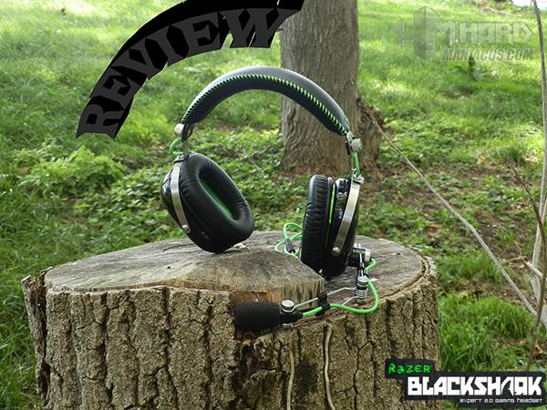 Razer BlackShark Portada