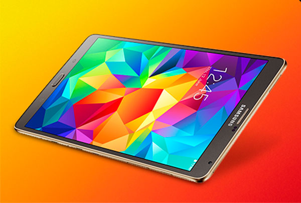 Samsung Galaxy Tab S Foto-1