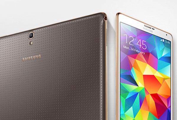 Samsung Galaxy Tab S Foto-2