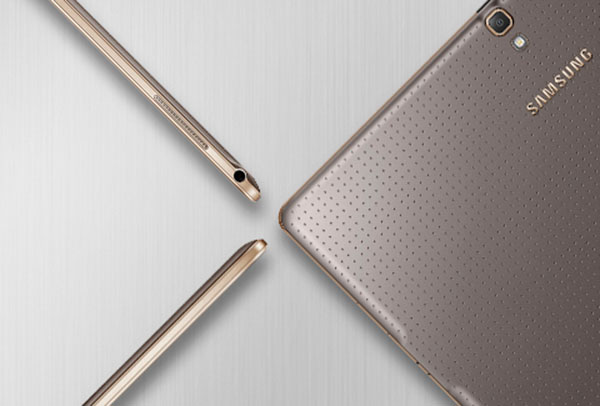 Samsung Galaxy Tab S Foto-3.1