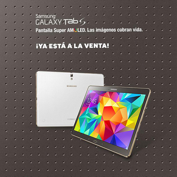 Samsung Galaxy Tab S Foto-4.1