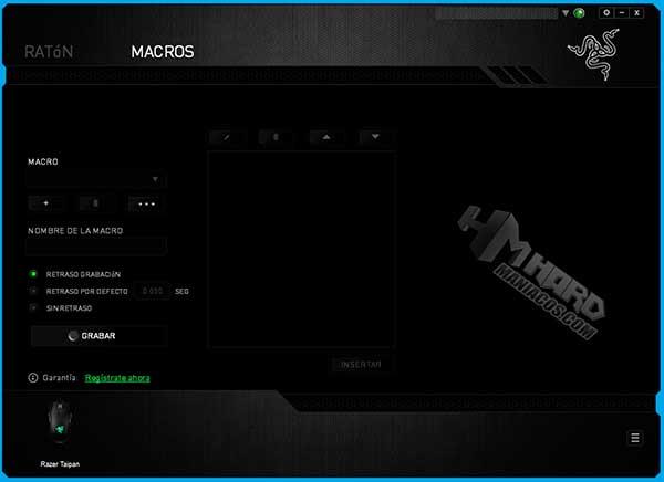 Raton-gaming-RazerTaipan-Sypanse-Macro