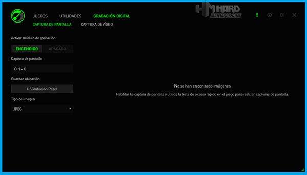 Razer-Game-Booster,-3-Grabacion-digital,-Captura-de-pantalla