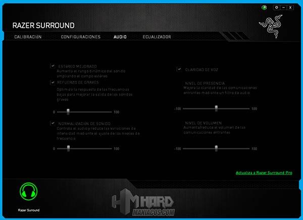 Razer-Surround,-Audio