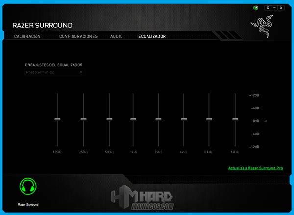 Razer-Surround,-Ecualizador