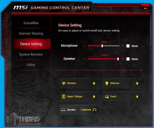 All-in-One-Gaming-Control-Center-Device-Setting