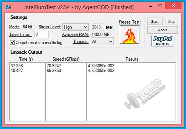 All-in-One-Test-IntelBurnTest