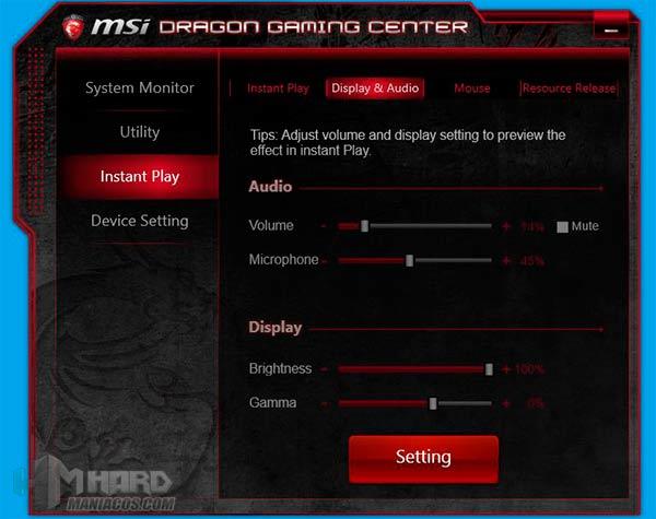 Portatil-GT80Titan-programa-MSI-Dragon-Gaming-Center-Instant-Play-2