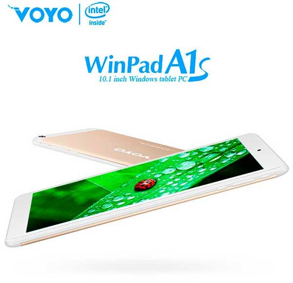 Voyo WinPad A1s Portada