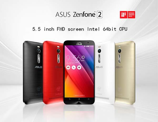 Zenfone 2 Portada