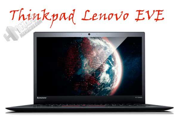 X1 Carbon Eve portada