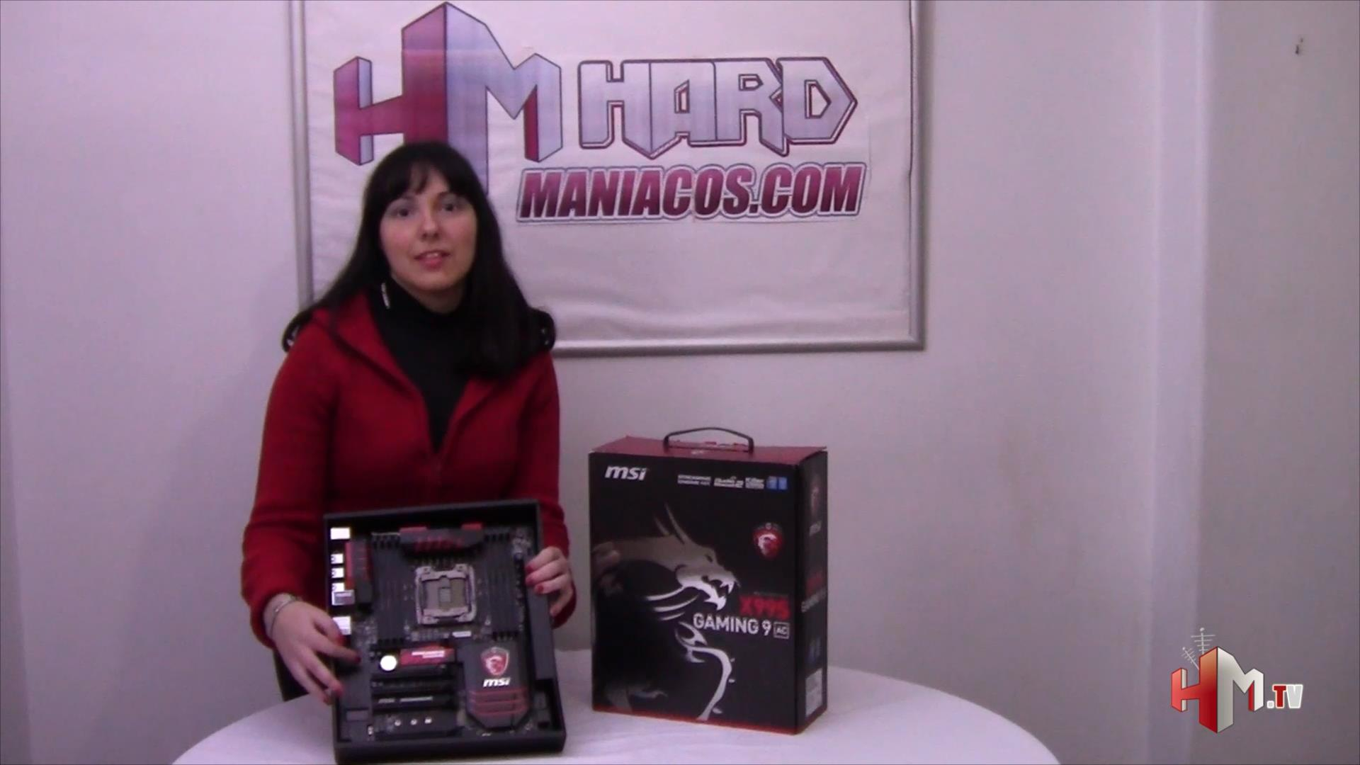 video review placa base msi gaming x99s