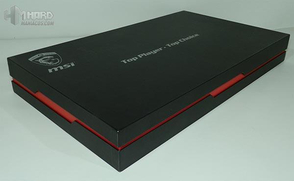 GS60 2QE Ghost Pro4k Gold Edition caja
