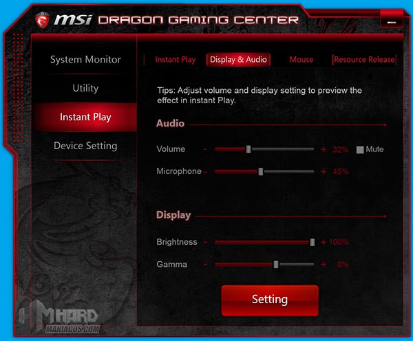 MSI-GS60-2QE-Ghost-Dragon-Gaming-Center,-Instant-Play,-display-&-audio