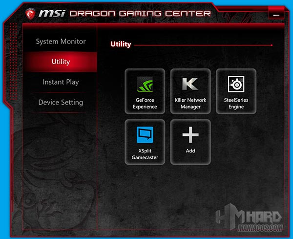 MSI-GS60-2QE-Ghost-Dragon-Gaming-Center,-Utility