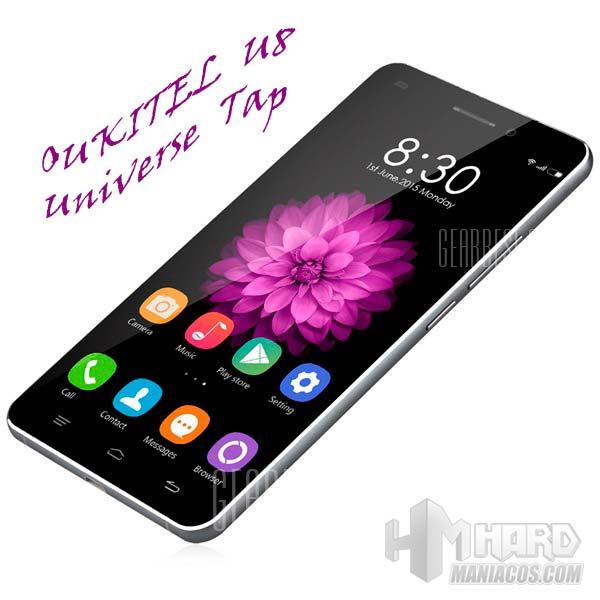 Oukitel U8 Universe Tap Portada