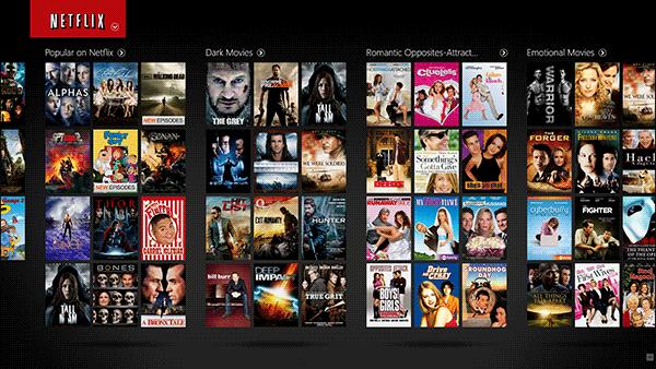 Netflix Espana-series