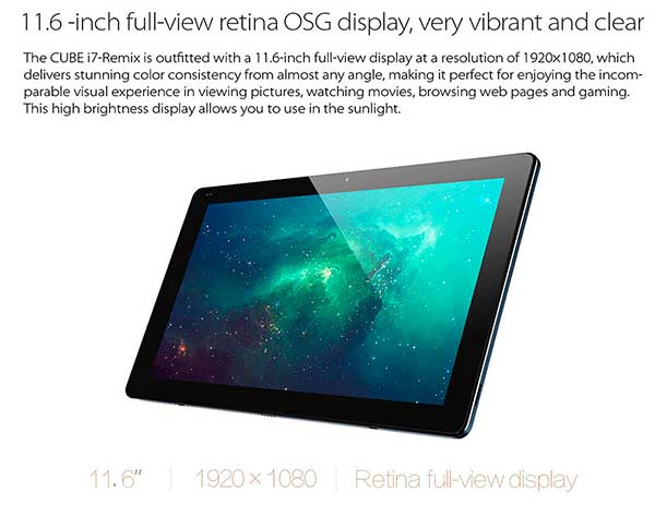 Cubo I7 Remix Tablet-Cubo-Remix-2