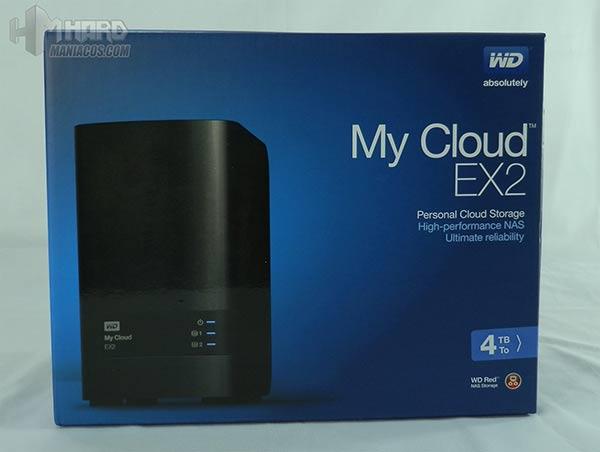 My Cloud EX2-6