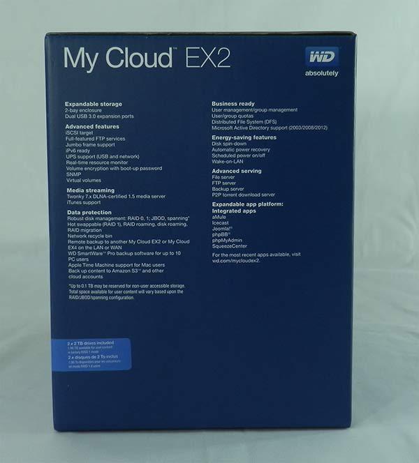 My Cloud EX2-7