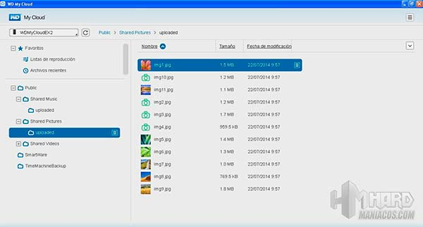 My Cloud EX2-Software-28