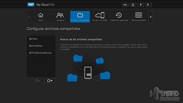 My Cloud EX2-Software-3