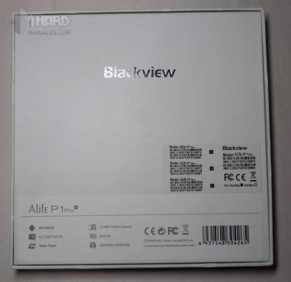 Blackview Alife P1 Pro-22