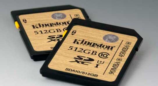 Kingston Class-10-UHS-I-SDHC-SDXC-512GB