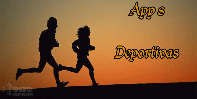App deportiva para Android