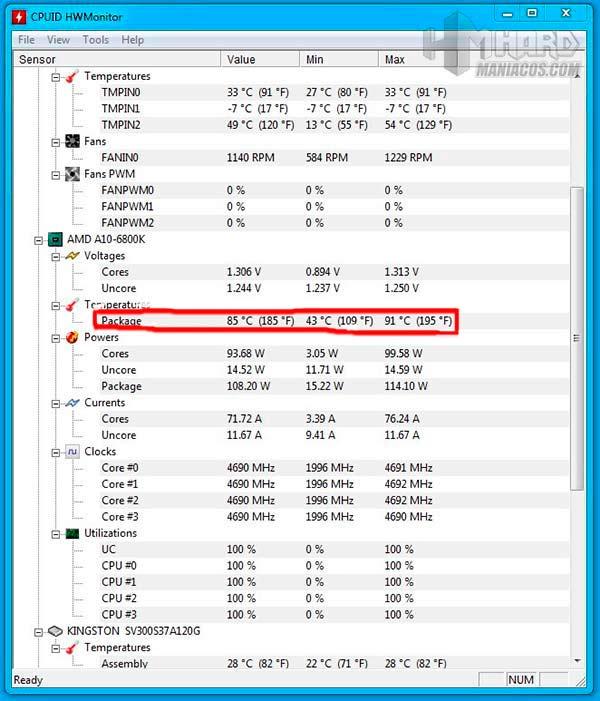 Noctua-NT-H1-Test-CPUID-HW-Monitor