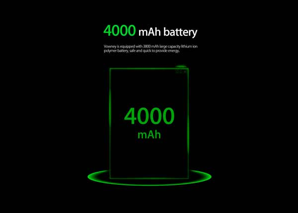 Elephone-Vowney-Lite-bateria