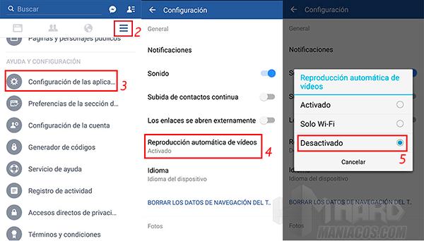 Tutorial_desactivar_reproduccion_automatica_videos_Facebook_Android
