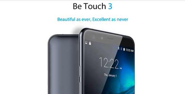 Ulefone-Be-Touch-3-portada black friday en everbuying