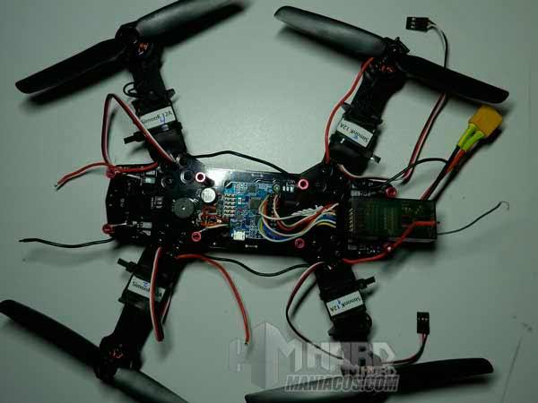 drone-ZMR250-montaje