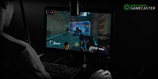 Razer Cortex Gamecaster Foto