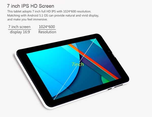 Tablets de Windows 10 Chuwi Vi7