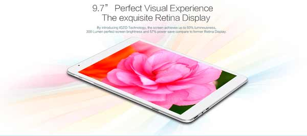 Tablets de Windows 10 Teclast-X98-Pro-Dual