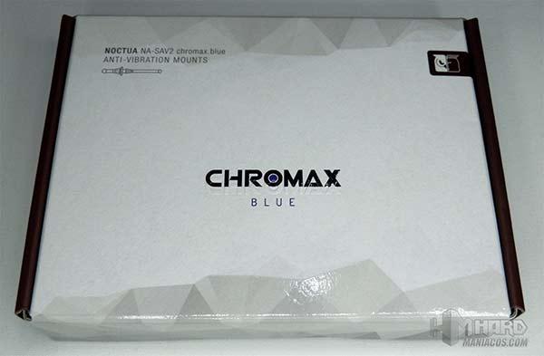 Noctua IndustrialPPC Chromax-4