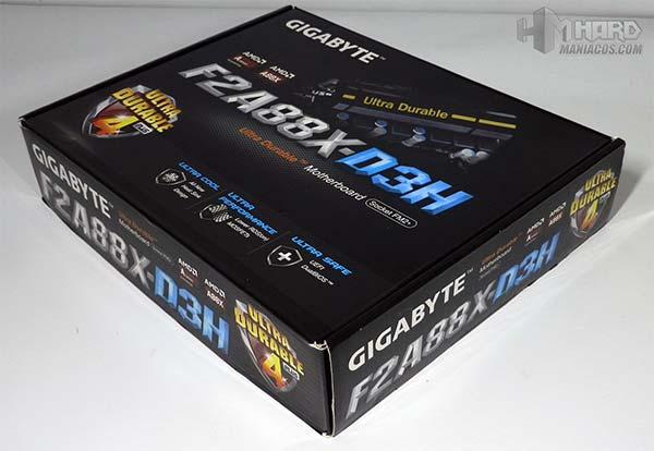 Gigabyte F2A88X D3H 2