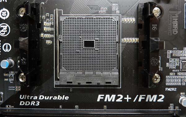 Gigabyte F2A88X D3H 24