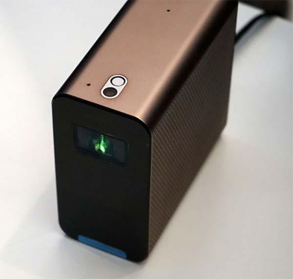 xperia eye projector y agent los nuevos gadgets