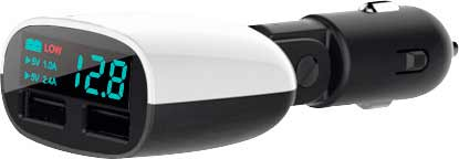 cargador digital de Hama colores
