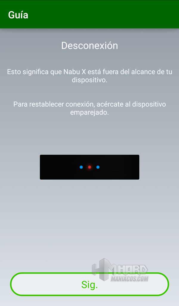 App Razer NabuX 17