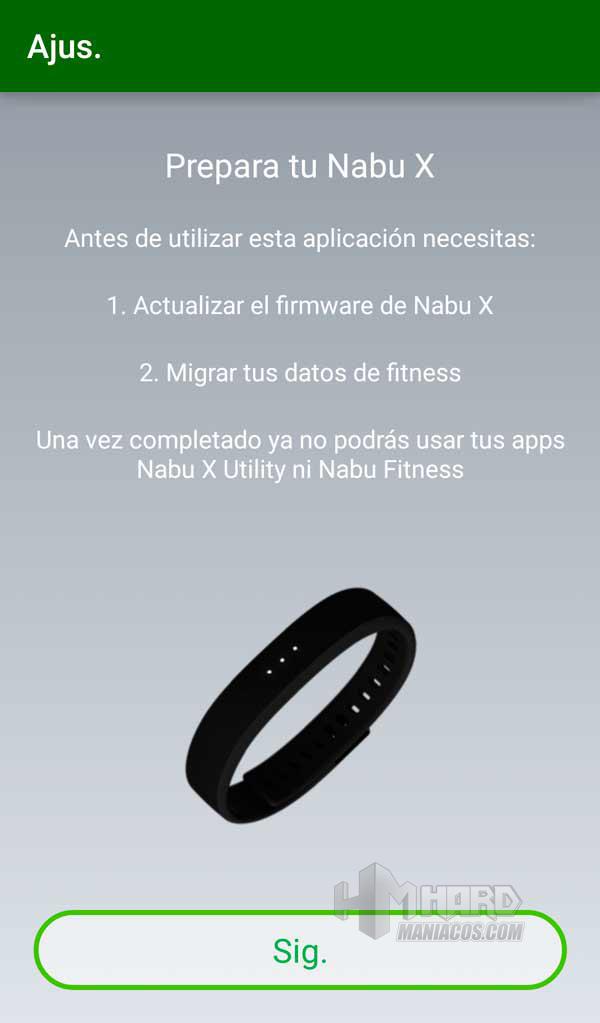 App Razer NabuX 7