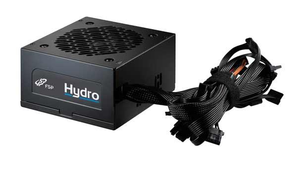 Serie Hydro, cableado