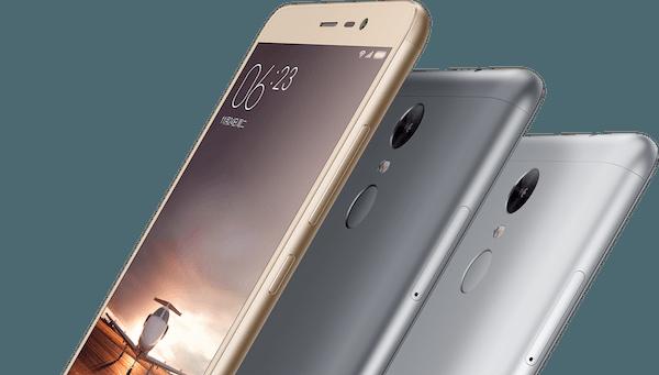Xiaomi Redmi Note 3 Pro 1