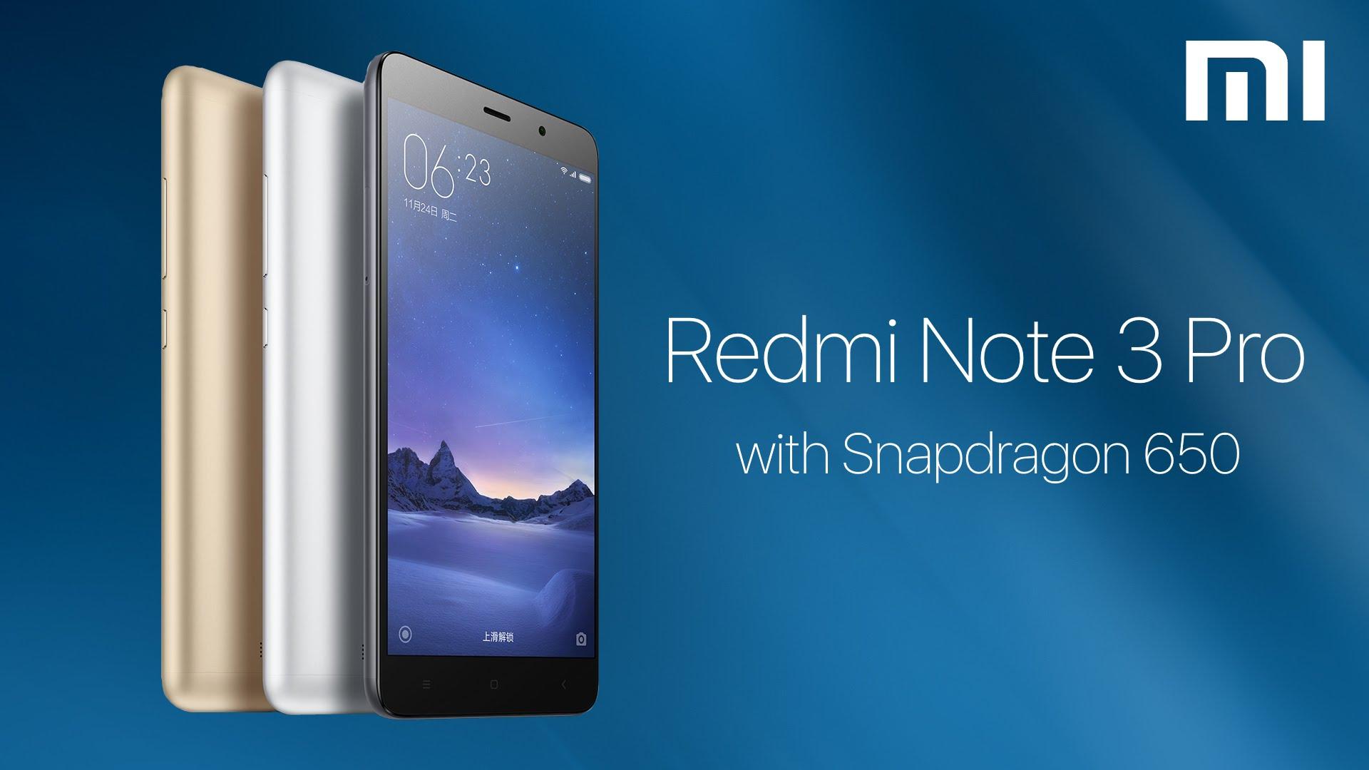 Xiaomi Redmi 3 Pro Comprar - Xiaominismes