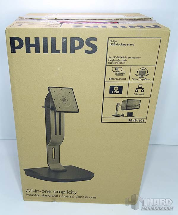 Philips USB Docking Stand 32